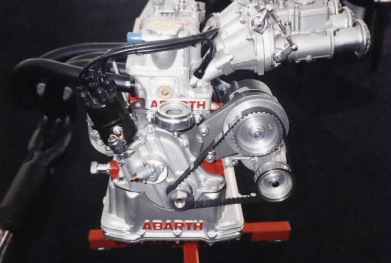 Vizza Motorsport - Parts for Abarth 850 and 1000 TC